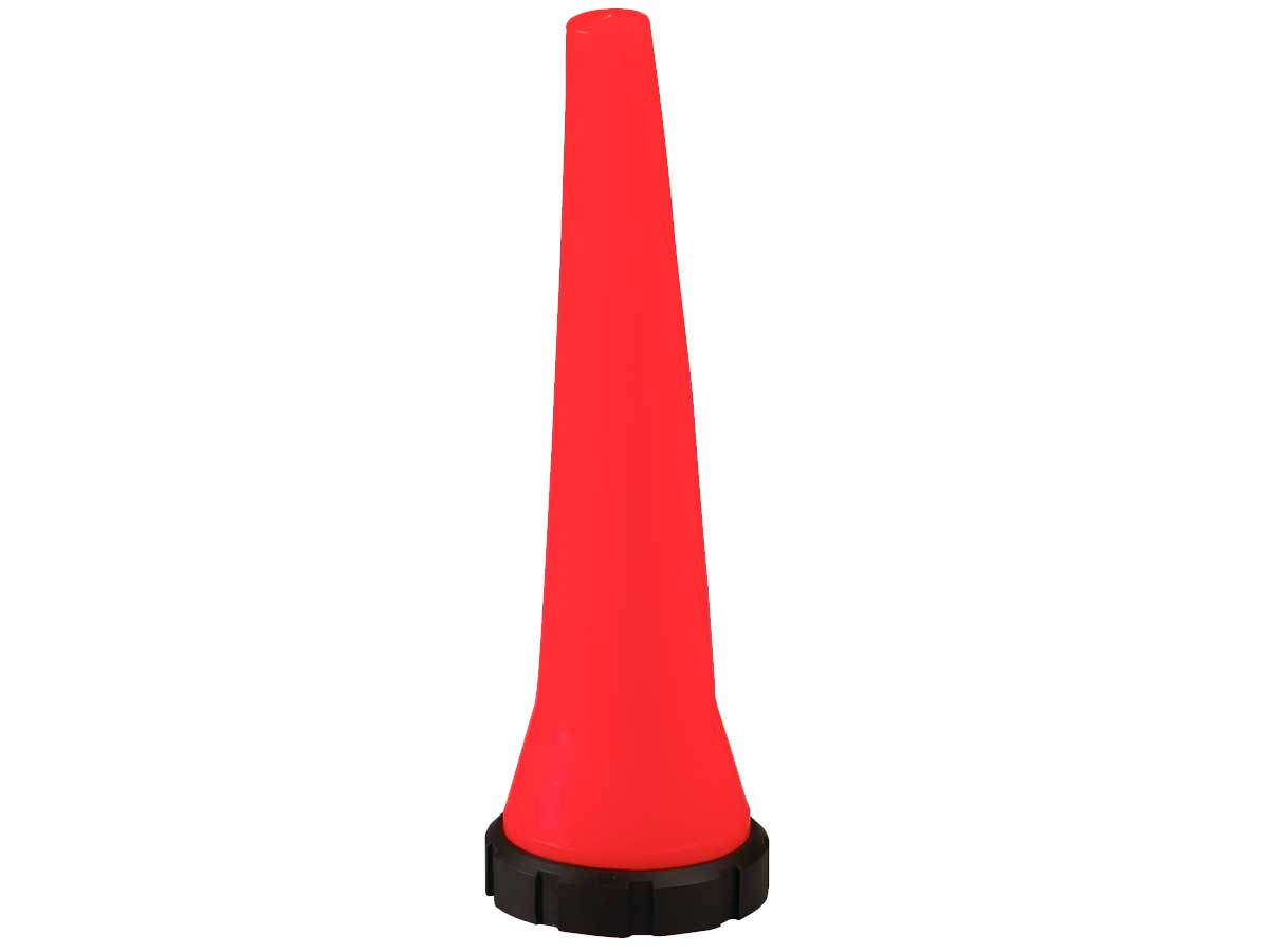 Red Safety Cone