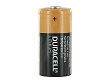 Duracell Ultra DL123A CR123A 1470mAh 3V Lithium (LiMNO2) Button Top Photo Battery - Bulk