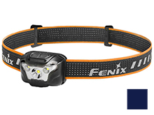 Fenix HL18R Rechargeable LED Headlamp - CREE XP-G3 - 400 Lumens - Uses Replaceable 1300mAh Li-ion Battery Pack (included) or 3 x AAA - Black or Blue