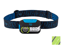 Nite Ize Radiant 300 Rechargeable Headlamp - 300 Lumens - Includes Li-ion Battery Pack