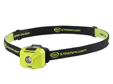 Streamlight QB Rechargeable LED Headlamp - 200 Lumens - Uses Built-In Li-Poly Battery Pack