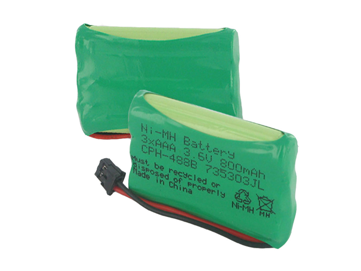 Empire 3 x 5/4 AAA battery pack with B connector