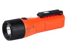 Fenix WF11E Magnetic Intrinsically Safe LED Flashlight - CREE XP-G2 - 200 Lumens - Neutral White - Includes 3 x AA