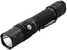 Fenix PD35 TAC Portable High Intensity Tactical Flashlight - CREE XP-L V5 LED - 1000 Lumens - Uses 1 x 18650 or 2 x CR123A