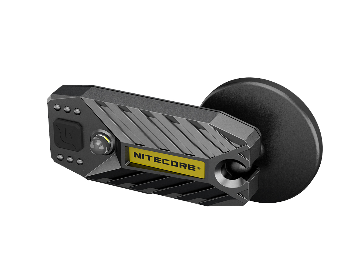 Nitecore T360M USB Rechargeable LED Worklight Headlamp with Magnetic Base