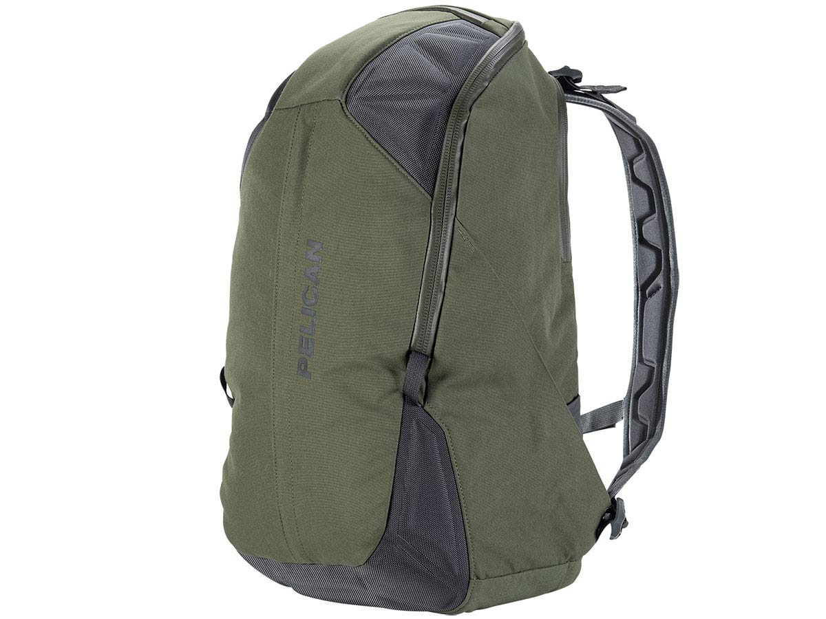 Gray 35L Backpack