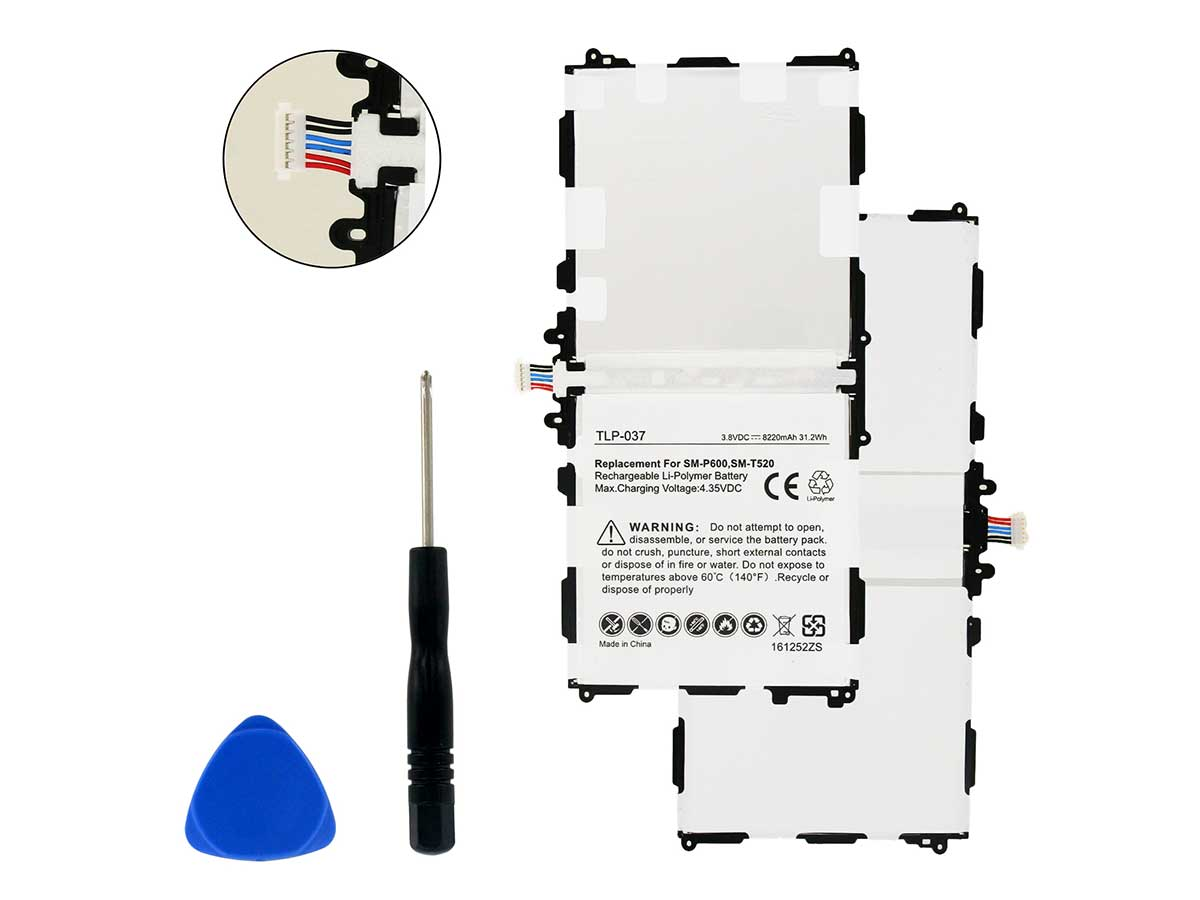 Samsung Galaxy Note 10.1 Replacement Battery