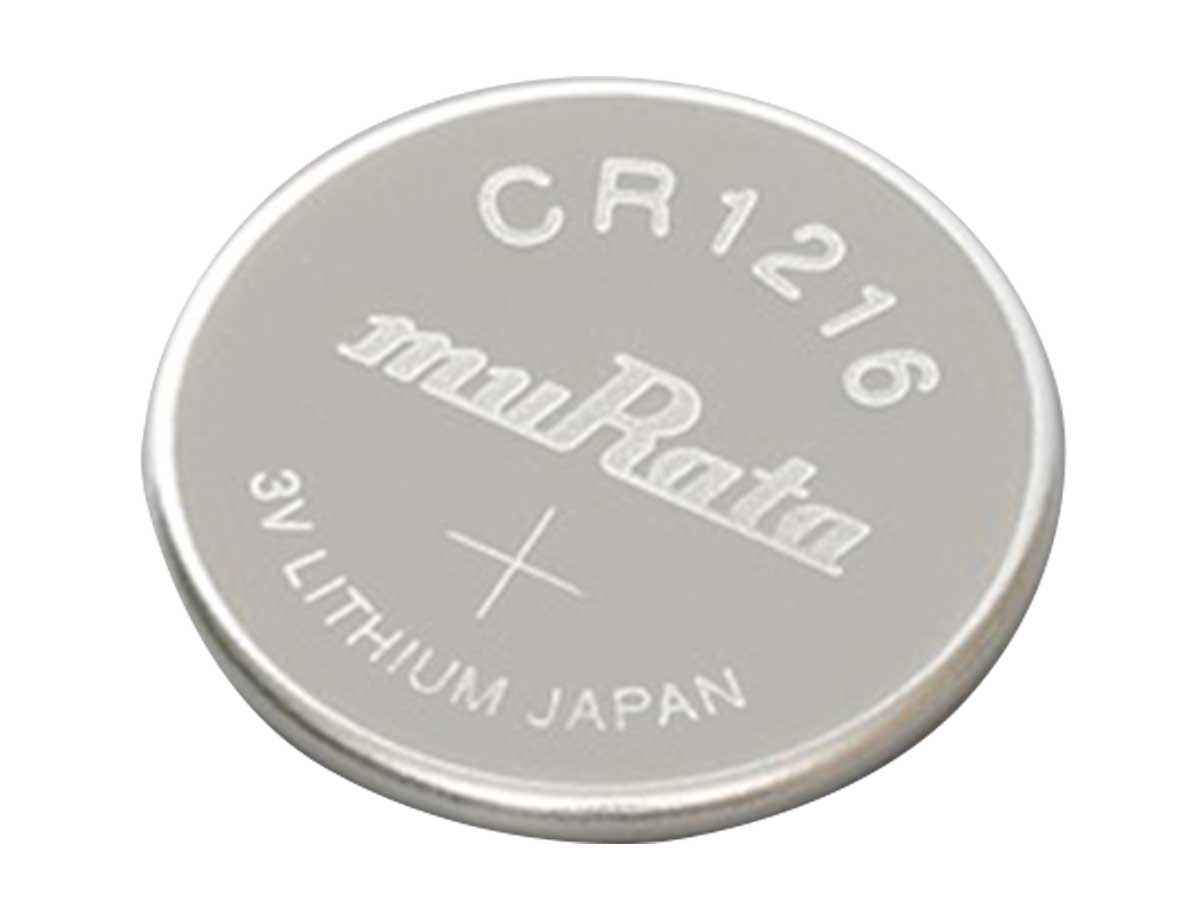 Murata CR1216 Coin Cell Watch Battery