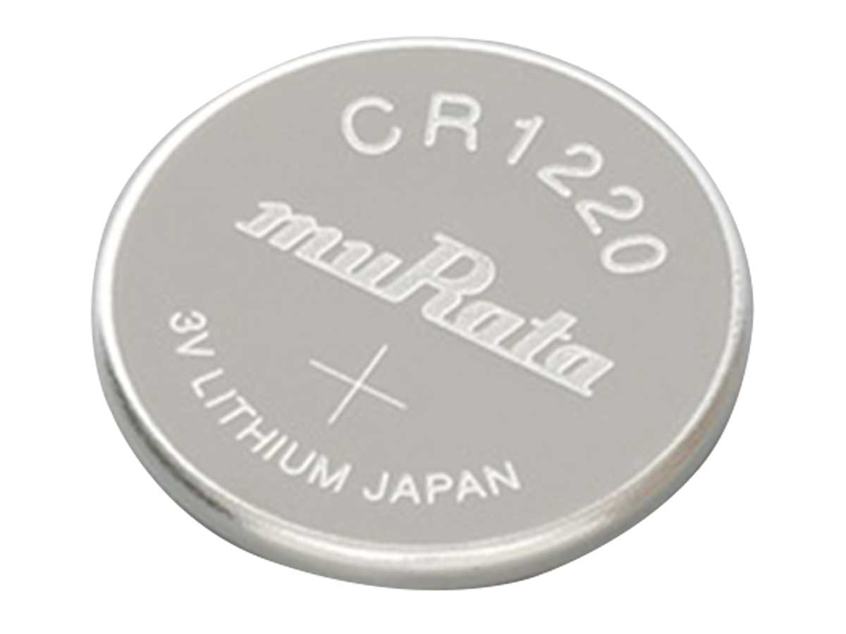 Murata CR1220 Coin Cell Watch Battery