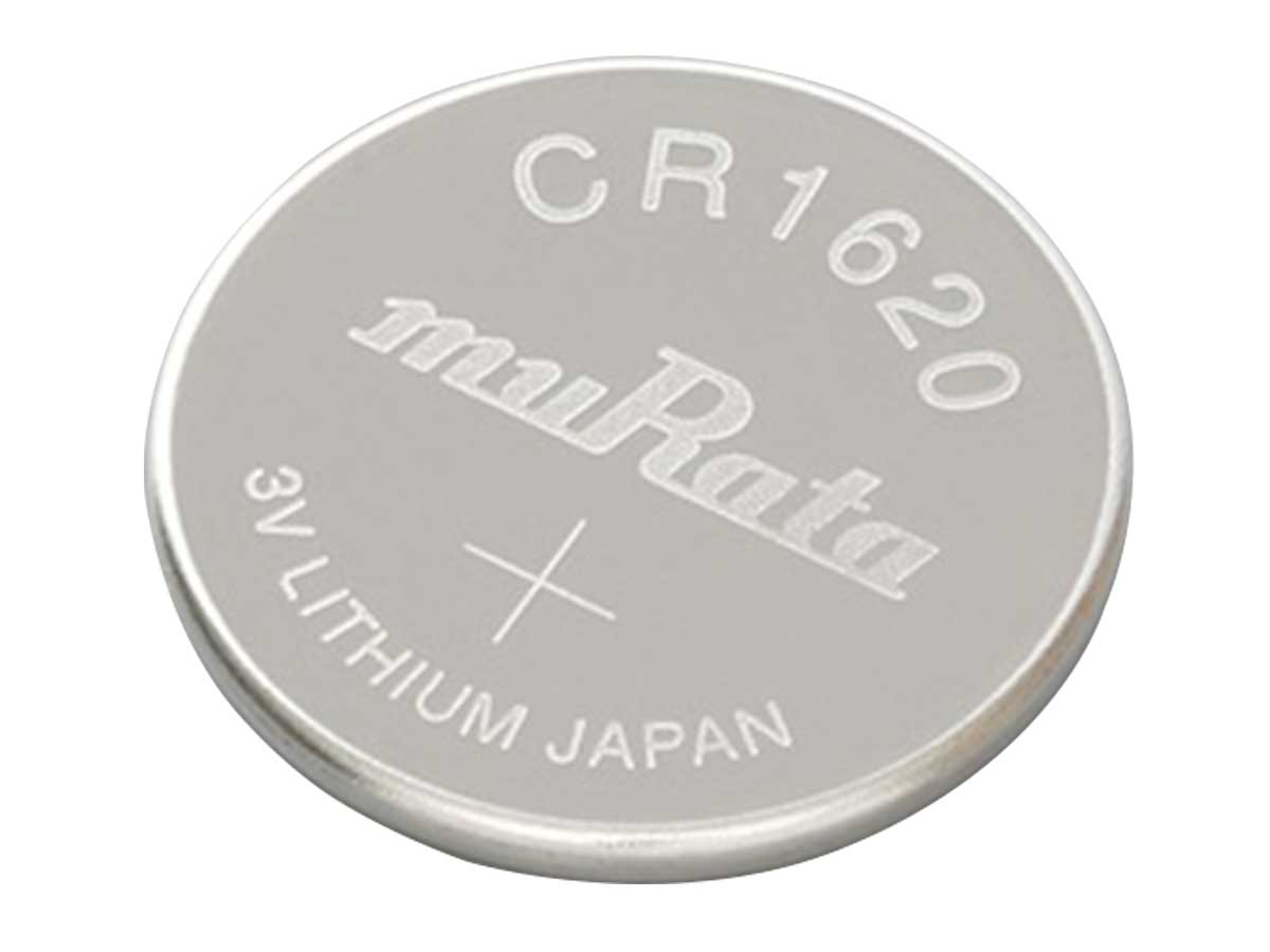 Murata CR1620 Coin Cell Watch Battery