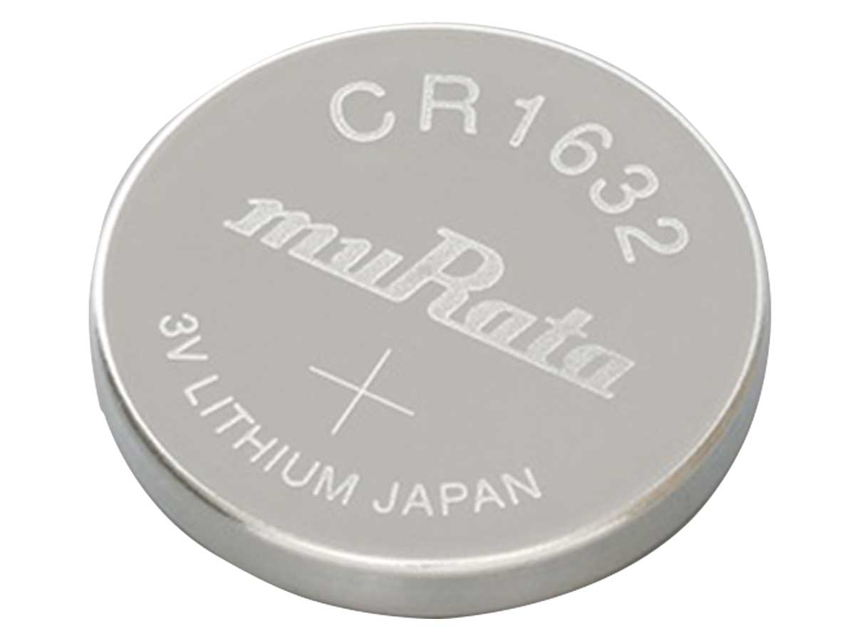 Murata CR1632 Coin Cell Watch Battery