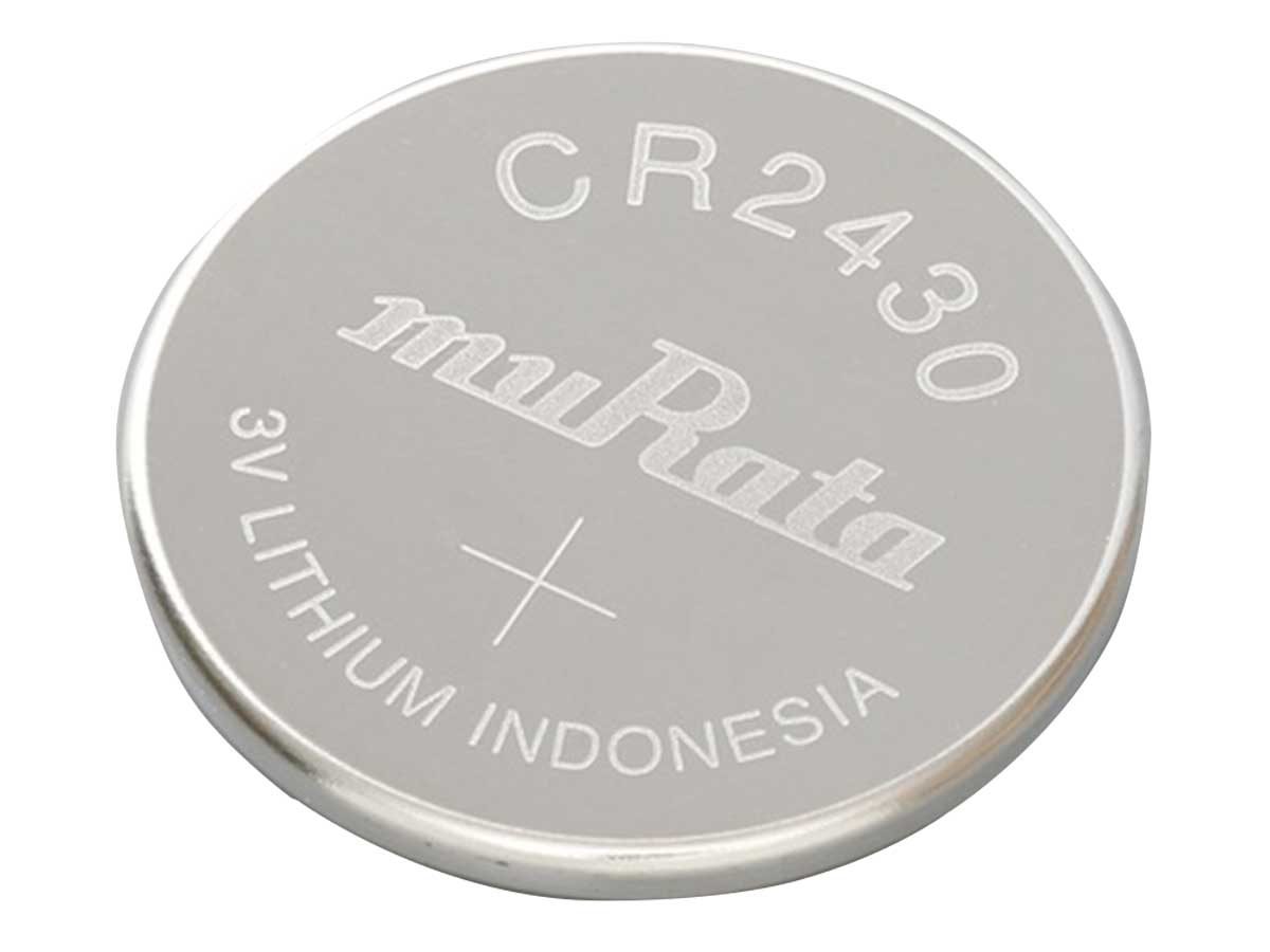 Murata CR2430 Coin Cell Watch Battery