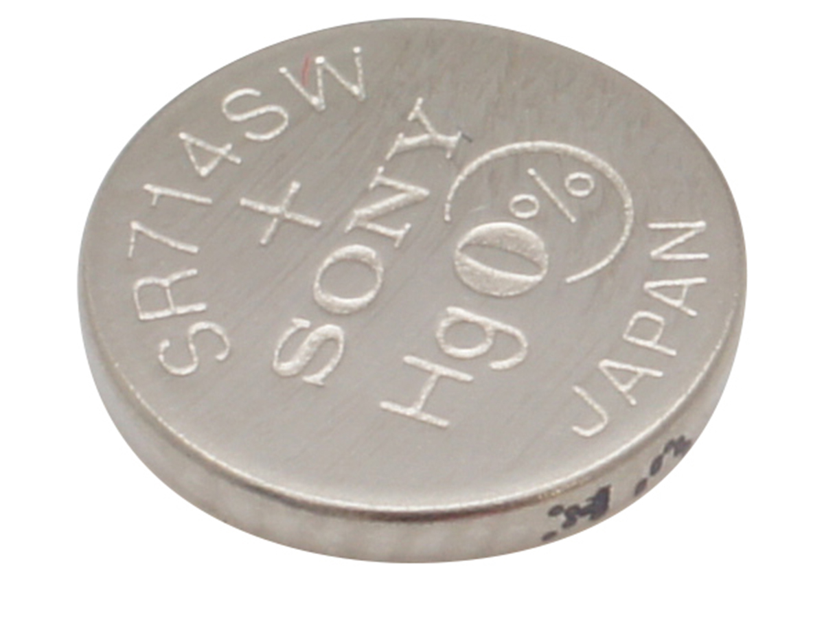 Sony 341 Coin Cell