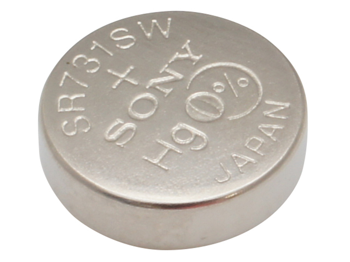 Sony 329 Coin Cell