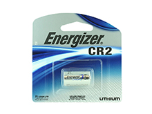 Energizer ELCR2-BP 800mAh 3V Lithium Primary (LiMNO2) Button Top Photo Battery - 1 Piece Retail Card