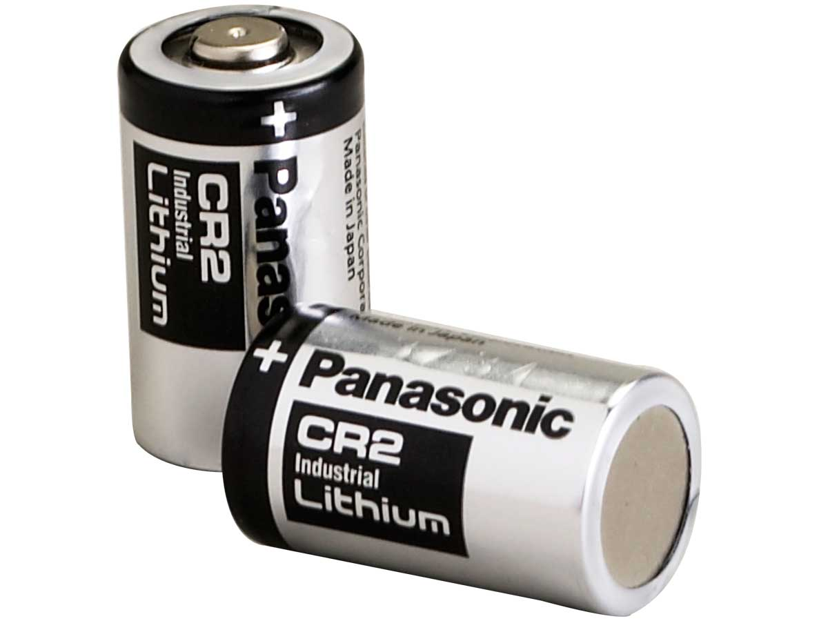 Streamlight CR2 Lithium Batteries