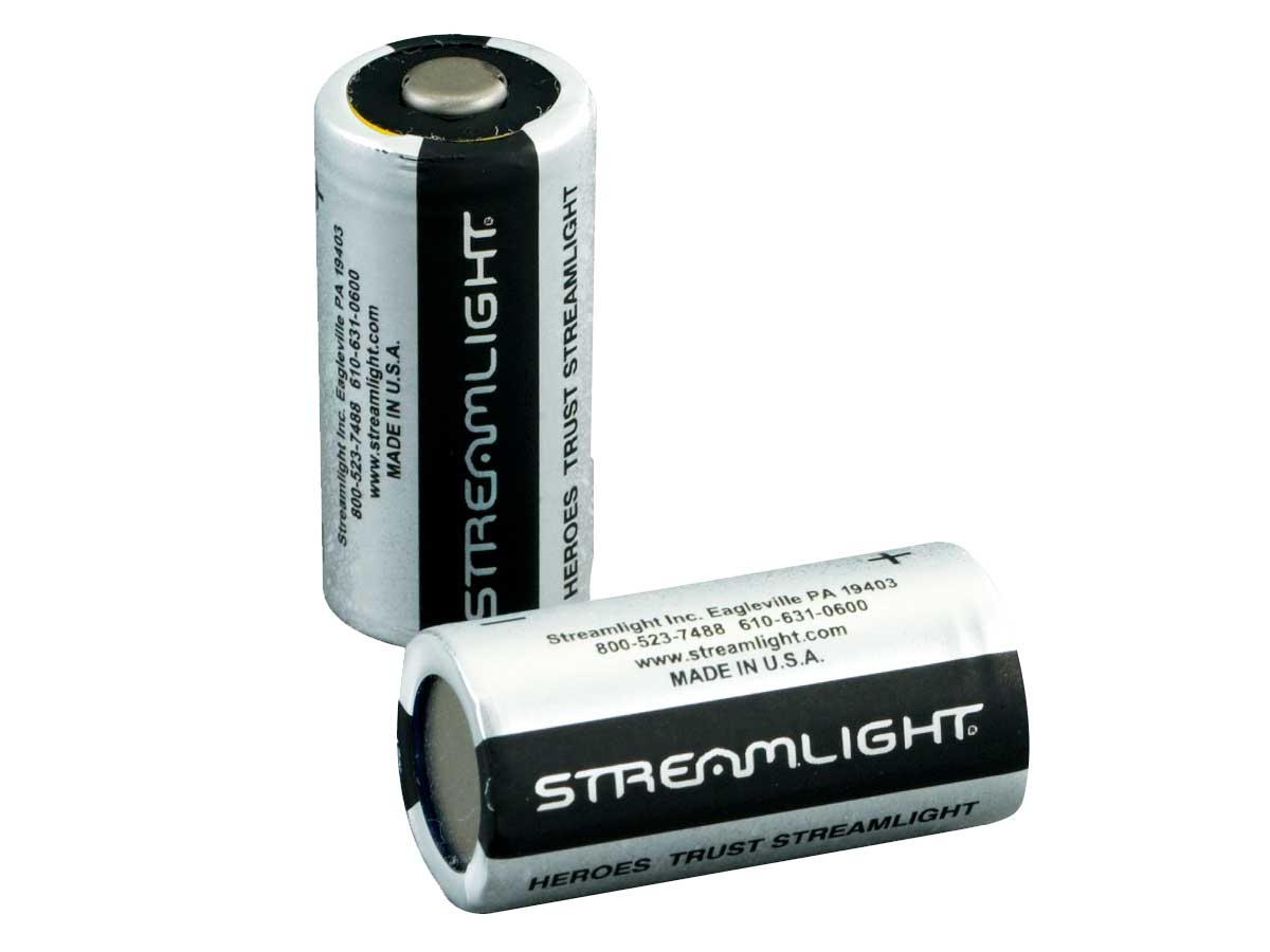 Included batteries