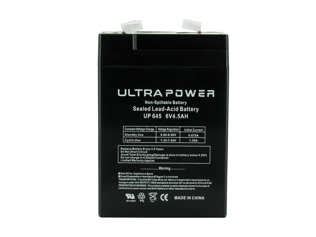 ultra power up645 f1 sla battery