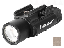 Olight PL-PRO Valkyrie Rechargeable LED Weapon Light- CREE XHP 35 HI NW - 1500 Lumens - Uses Built-In Battery Pack