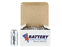 Energizer EL CR123A (12PK) 1500mAh 3V Lithium Primary (LiMNO2) Button Top Photo Batteries - Box of 12