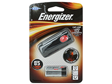 Energizer 2AAA LED Cap Light - 85 Lumens - Includes 2 x AAAs (ENCAP22E)