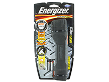 Energizer ProjectPro Hard Case Professional LED Flashlight - 400 Lumens - Includes 4 x AA (HCHH41E)
