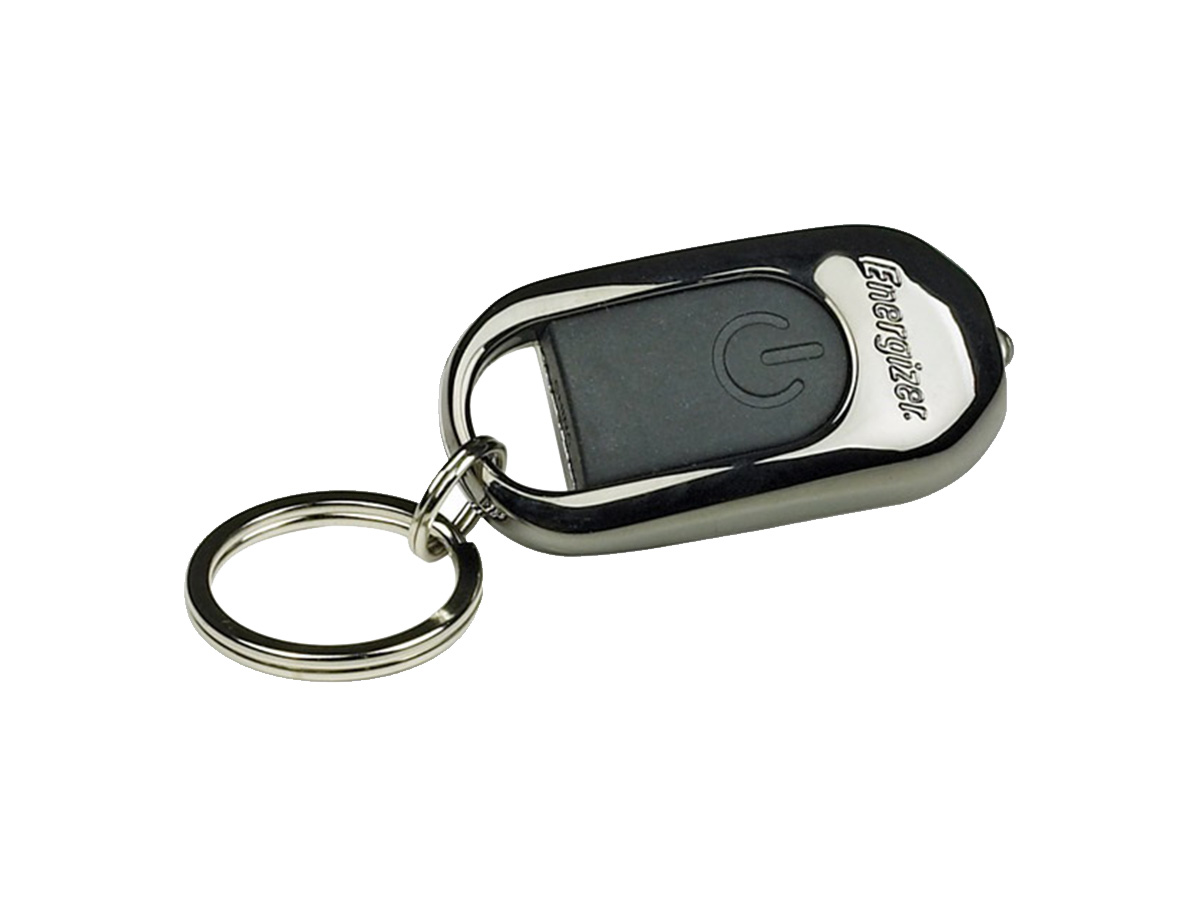 Energizer LED Keychain light packaging