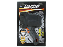 Energizer Hard Case Professional LED Spotlight - 600 Lumens - Includes 6 x AA Energizer Max Batteries (HCSP61E)
