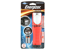 Energizer Weatheready All-In-One LED Flashlight - 180 Lumens - Includes 4 x AA Batteries - WRESA41E