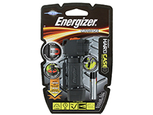 Energizer Hard Case Professional Multi-Use Flashlight with Magnetic Clip - 75 Lumens - Includes 1 x AA - HCMU11E