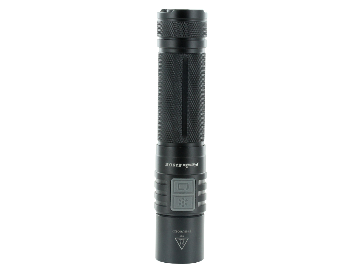 Tailstanding Fenix E35UE flashlight
