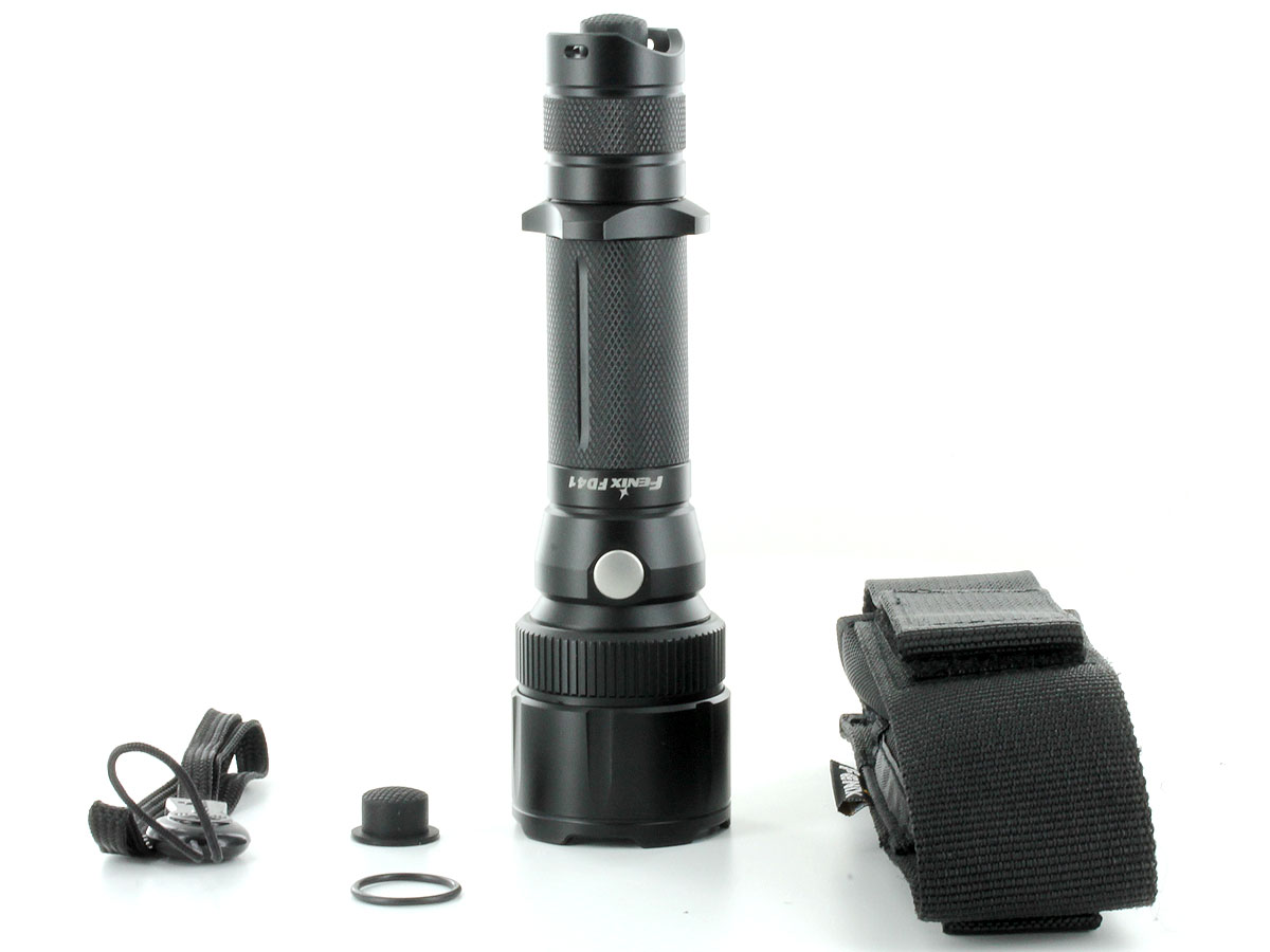 Accessories for Fenix FD41 flashlight