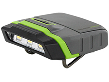 Blackfire CLA1 Cap Mounted Headlamp - 100 Lumens - Includes 2 x AAA
