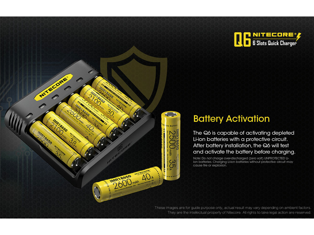 Battery Activation Possible
