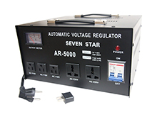 Seven Star 5000W Automatic Voltage Regulator AR-5000 5000 WATT