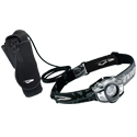Princeton Tec Apex Extreme Industrial Headlamp - 5 x LEDs - 350 Lumens  - Includes 8 x AAs - Black