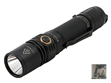 Fenix PD35 V2.0 EDC Flashlight - CREE XP-L HI V3 LED - 1000 Lumens - Uses 1 x 18650 (Button Top Only) or 2 x CR123A Batteries - Black or Digital Camo