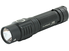 Klarus G10 Rechargeable Flashlight - CREE XHP35 HD E4 LED - 1800 Lumens - Uses 1 x 18650 (Included) or 2 x CR123A