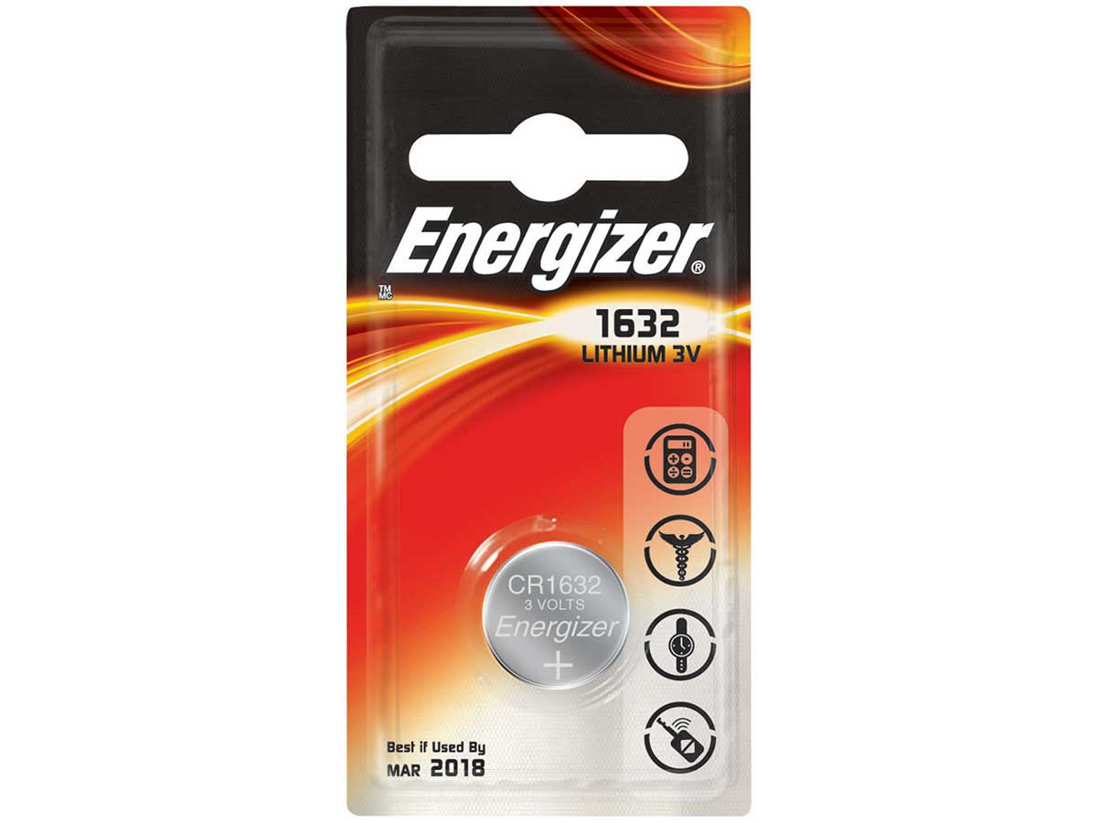 Energizer CR1632 - 1 Pack