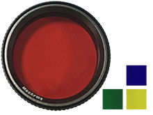 MecArmy M10 Filter for the SPX18 - Available in 4 Colors