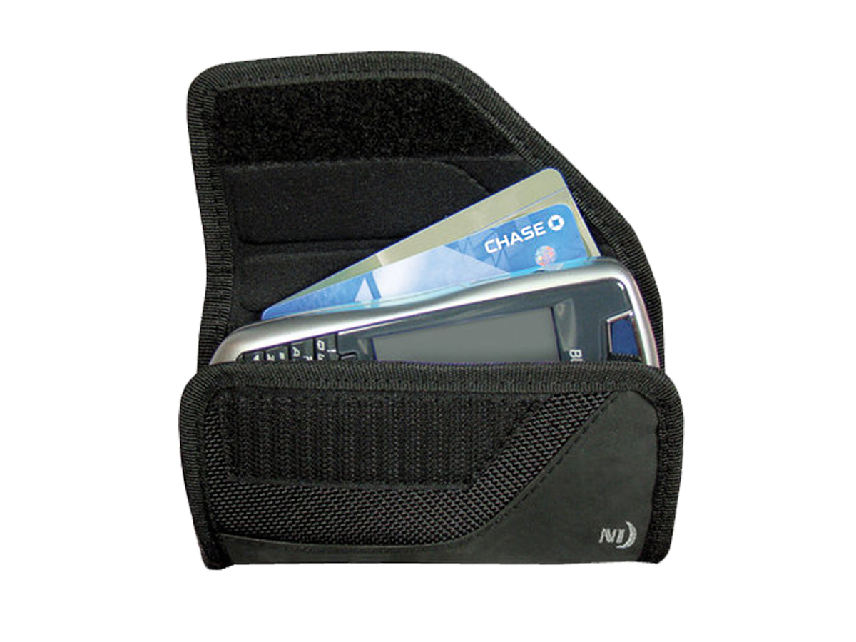 Nite Ize Clip Case Sideways in Black