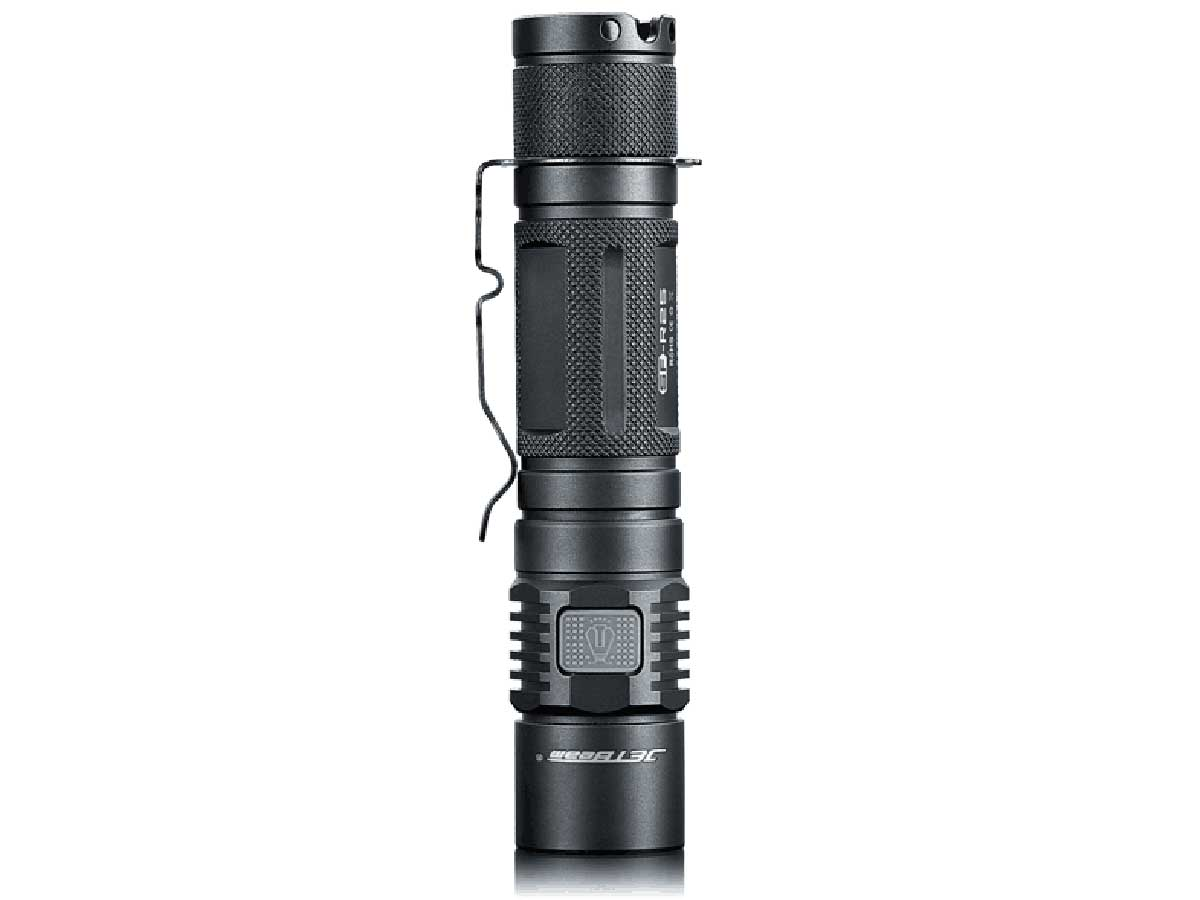 Standing Shot of Flashlight