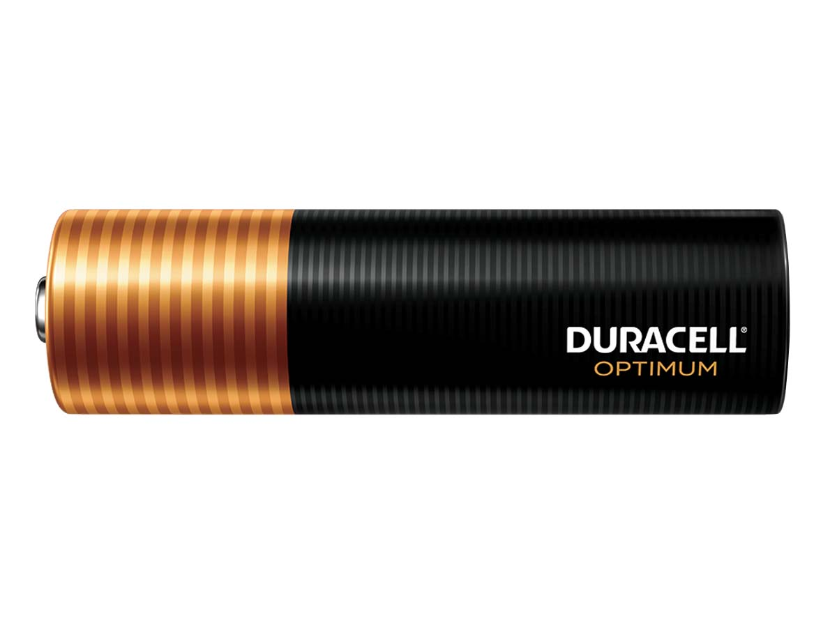 Duracell Optimum AA Battery 2019