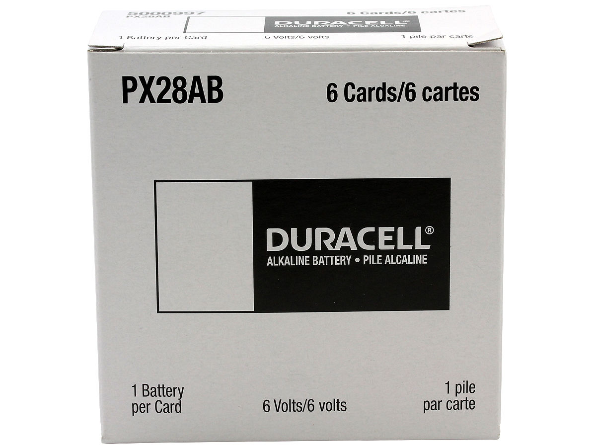 Box of 6 Retail Cards