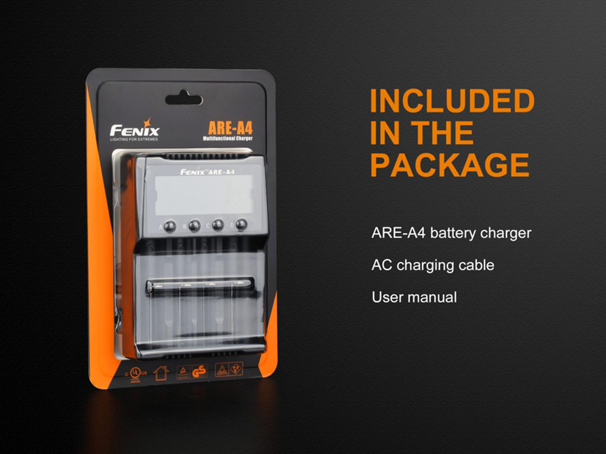 MANUFACTURER SLIDE OF PACKAGE AND CONTENTS