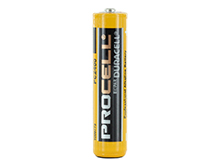 Duracell Procell PC2400 AAA 1.5V Alkaline Button Top Battery - Contractor Pack, Priced Per Cell