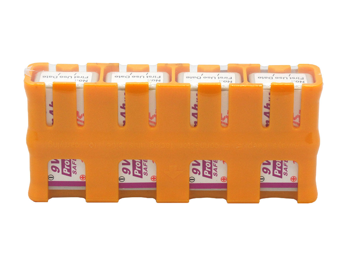 Case for bulk orders of Ipower 9V batteries