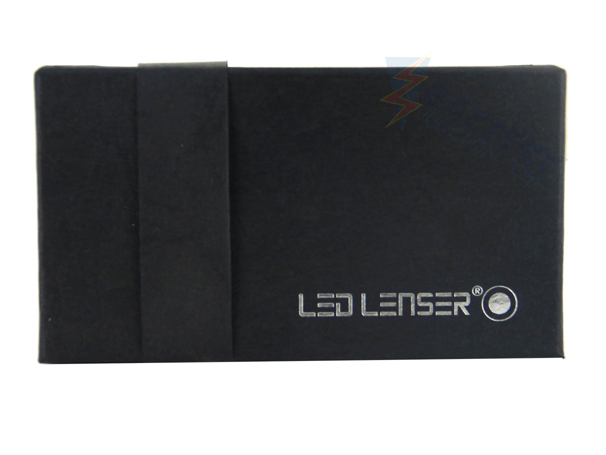 Packaging for Ledlenser K3 micro flashlight