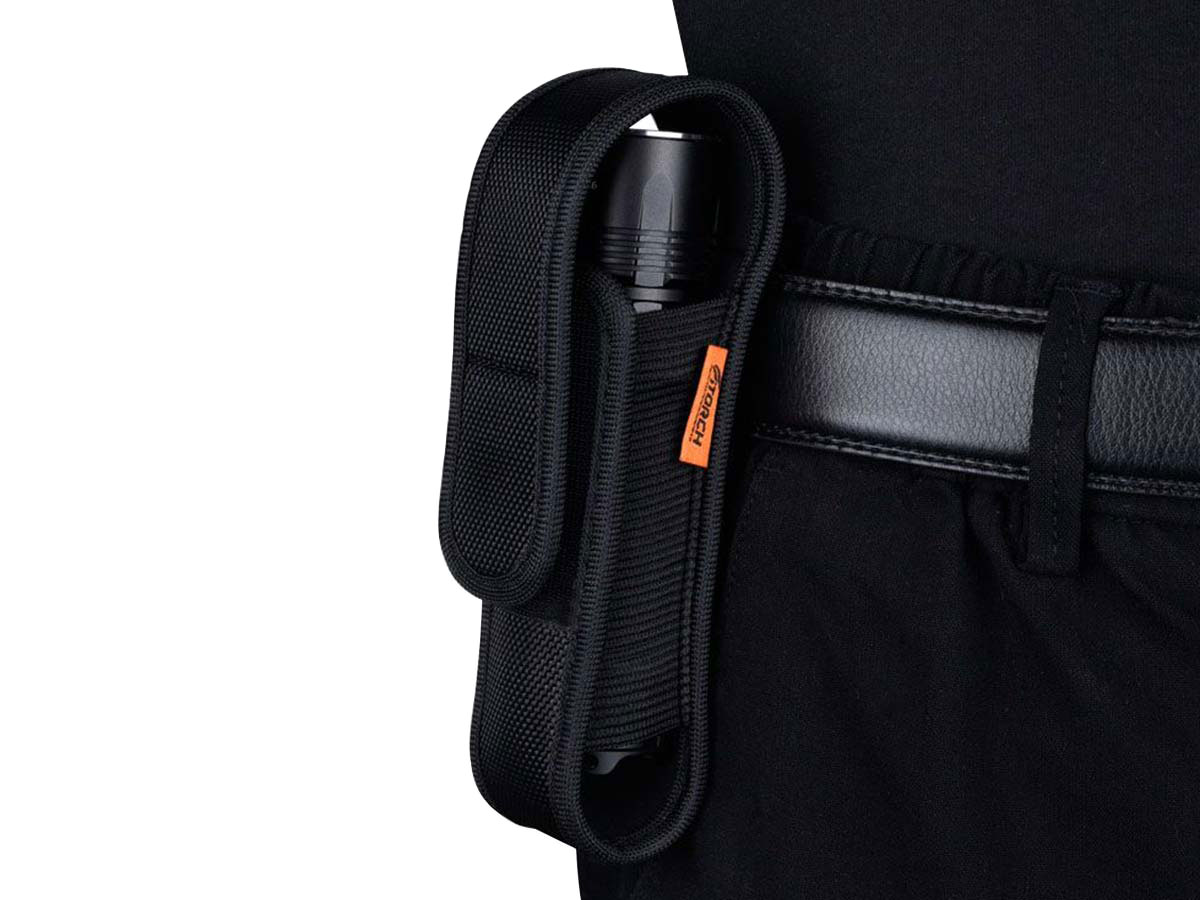 p26r in holster on hip