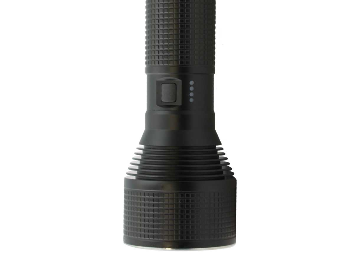 Power Bank Adapter for the Nite Ize T10R Tactical Flashlight